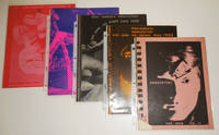 image of N. Y. Film-Makers Newsletter Volume One Number 2, 4, 7, 8, 11, 12 plus Volume Two Numbers 1, 2, 3, and 4 (Ten Issues)