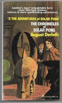 image of The Chronicles of Solar Pons: The Adventures of Solar Pons #2