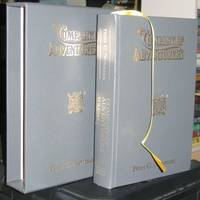 Company of Adventurers  -- Volume 1   -(SIGNED by Peter C. Newman)-  Limited Numbered Edition, Full-Leather with Slip Case