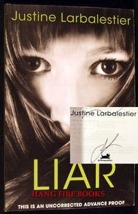 Liar [SIGNED, ARC]
