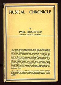 New York: Harcourt, Brace, 1923. Hardcover. Near Fine/Very Good. First edition. Slight offsetting to...