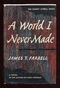 Cleveland: World Publishing, 1947. Hardcover. Near Fine/Near Fine. First edition thus. Near fine wit...