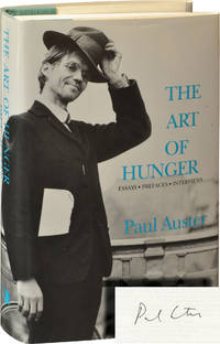 image of The Art of Hunger (Signed First Edition)