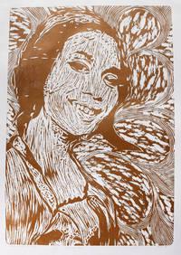Shattered life : gravure sur bois