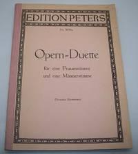 image of Opern-Duette fur Eine Frauenstimme und Eine Mannerstimme (Edition Peters Nr. 3839a)