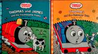 THOMAS & FRIENDS... Thomas and James and the Troublesome Trucks/ ....THOMAS & FRIENDS ...Thomas and the Passenger Train