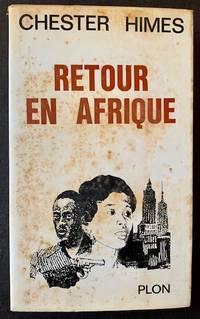 """image of Retour en Afrique (""""Back to Africa"""") -- In Dustjacket"""