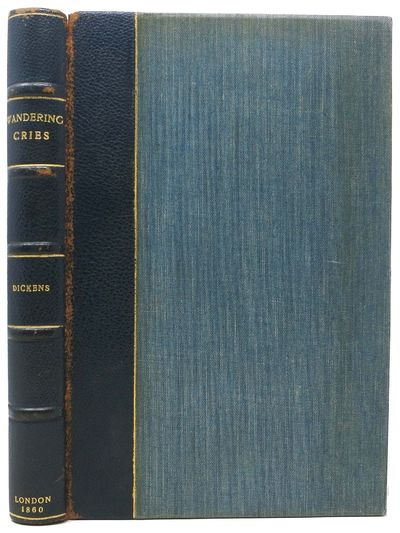 London: Partridge and Co, 1860. 1st Edition. Original blue publisher's cloth, with gilt stamping to ...