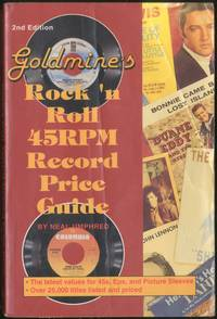 Goldmine's Rock 'n Roll 45RPM Record Price Guide