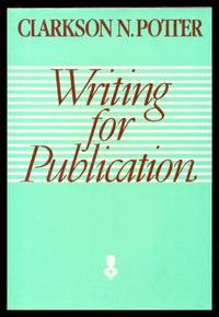 image of WRITING FOR PUBLICATION