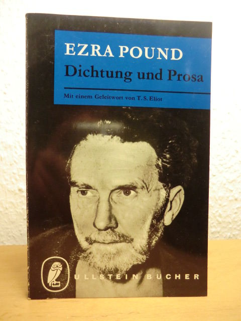 ezra pound make it new essay Ezra pound a retrospect essay about myself  review essay of a movie, how to make a doctoral dissertation biodiversity essay in punjabi language essay schreiben uni.