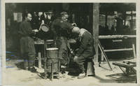 Real Photo of Chinese Street Barber