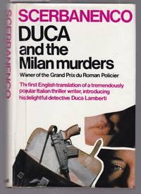 Duca and the Milan Murders