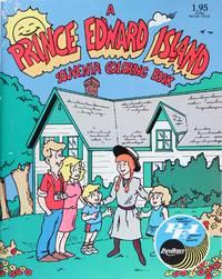 image of A Prince Edward Island Souvenir Coloring Book
