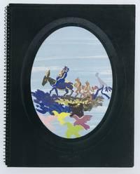 [WINE] Établissements Nicolas. Maison Fondée en 1822. Liste des Grands Vins 1932 Illustrations d'Edy LEGRAND