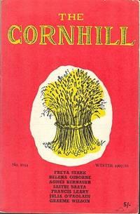 The Cornhill - Winter 1967/68, No. 1054.