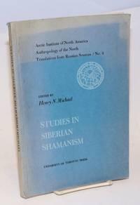 Studies in Siberian Shamanism