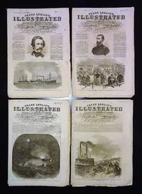Frank Leslie's Illustrated Newspaper (4 1863 Issues)