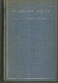 NOVELS AND STORIES, Stevenson, Robert Louis