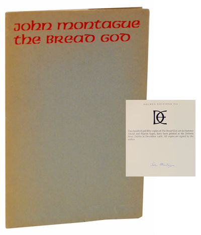 Dublin: Dolmen Editions, 1968. First edition. Softcover. Printed in an edition of only 250 copies. A...