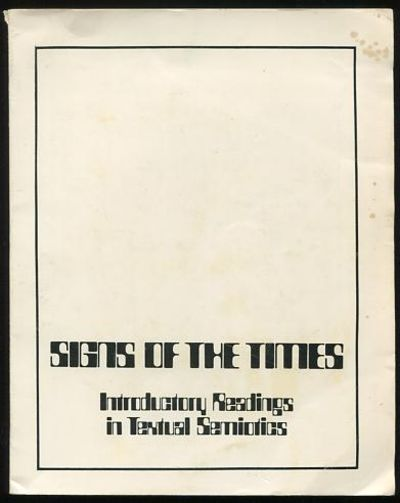 (n.p.): (no publisher indicated). Very Good. . First Edition. Softcover. . Contents: