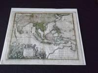 India Orientalis. Cum Adjacentibus  Isulis Nova Deleneatione ob Oculos Polita