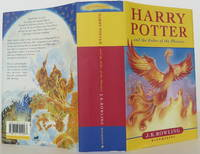Harry Potter and the Order of the Phoenix by  J. K Rowling - Signed First Edition - 2003 - from Bookbid Rare Books and Biblio.com