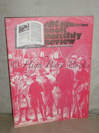 Antiquarian Book Monthly Review (ABMR) Issue No 10 November 1974