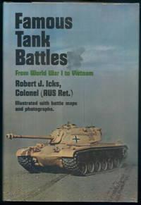 Famous Tank Battles From World War I to Vietnam