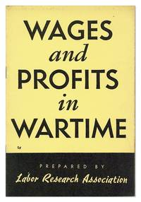 Wages and Profits in Wartime