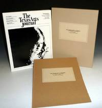 The Texas Art Journal  (Manuscript edition) by  John Updike - Limited Edition - from Alcuin Books, ABAA-ILAB (SKU: 014726)