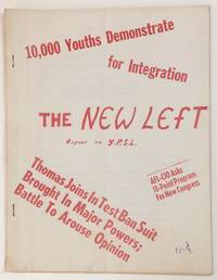 image of The New Left: report to YPSL