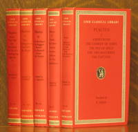 PLAUTUS - VOLUMES I, II, III, IV & V - COMPLETE - LOEB CLASSICAL LIBRARY LCL 60, 61, 163 260, & 328