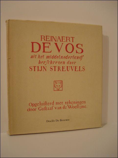 Citaten Uit Reinaert De Vos : Reinaert de vos uit het middelnederlandsch herschreven
