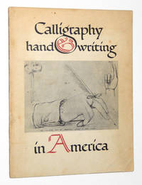 Calligraphy and Handwriting in America, 1710-1962 by  P.W Filby - Paperback - First Edition - 1963 - from A&D Books and Biblio.co.uk