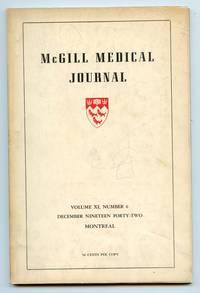 image of McGill Medical Journal, December 1942