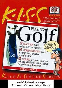 image of KISS Guide to Playing Golf (Keep It Simple Series)