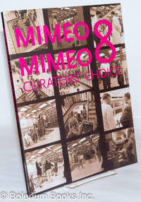 image of Mimeo Mimeo 8, Spring 2013: Curators' Choice