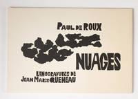 Nuages, linogravures de Jean-Marie Queneau