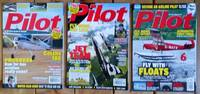 PC Pilot Magazine: Six Issues from 2010 and 2011
