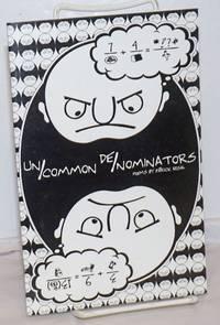 image of Uncommon Denominators: poems