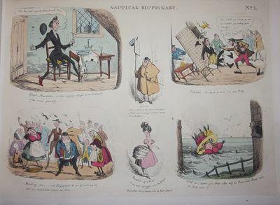 Charles Tilt, 1829, 1834. Quarter Morocco. Marbled Boards. . Fine. Oblong 4to., 26 by 36.5 cm. Six h...