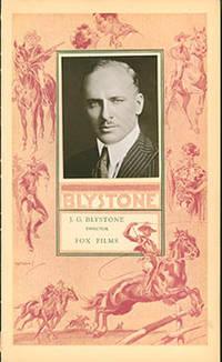Portrait of J.G. Blystone,  Director, Fox Films