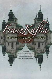image of Franz Kafka: The Office Writings