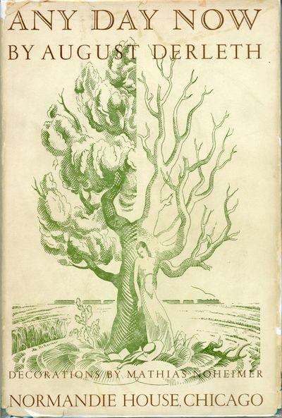 Chicago: Normandie House, 1938. Octavo, pp. 15-134 , illustrations by Mathias Noheimer, original blu...