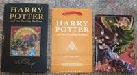 image of Harry Potter and the Deathly Hallows (Book 7) [Special Edition] (First UK edition-first printing)