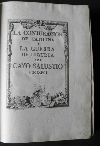 La conjuracion de Catilina y la...