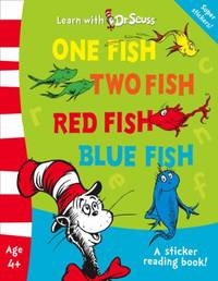 image of One Fish, Two Fish, Red Fish, Blue Fish (Learn With Dr. Seuss)