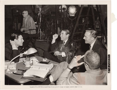 Hollywood: Hal Wallis Productions / Paramount Pictures, 1962. Vintage photograph of director John St...