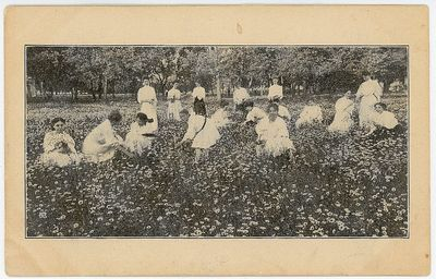 Lindsborg, KS: Bethany College, c1910. Bethany College was established by Swedish Lutheran immigrant...